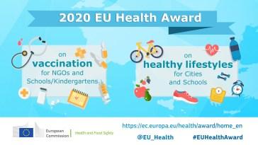 Ευρωπαϊκά Βραβεία για Πόλεις & Σχολεία 2020