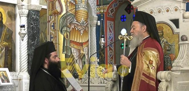 Με λαμπρότητα η τέλεση της Θείας Λειτουργίας στον Άγιο Ιωάννη Ρώσσο