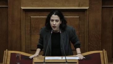 Φωτεινή Μπακαδήμα: Ερώτηση της βουλευτής