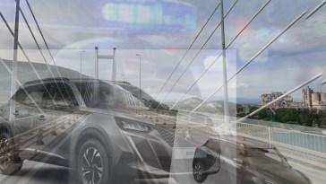 Χαλκίδα: Κινηματογραφική καταδίωξη το βράδυ του Σαββάτου 2 οχημάτων