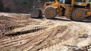 Πλήρη συντήρηση του δρόμου στην παραλία Θαψά - Τσίλαρο
