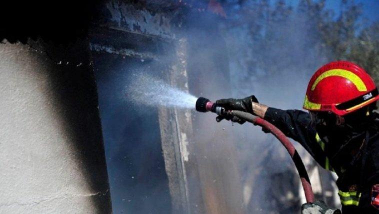 Δροσιά Χαλκίδας: Φωτιά ξέσπασε