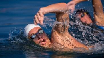 ευρωπαϊκή κολυμβητική ελίτ στον Αυθεντικό Μαραθώνιο Κολύμβησης