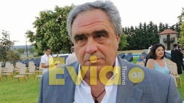Γιώργος Ψαθάς - Παρουσίαση οδηγού Δήμου Διρφύων Μεσσαπίων