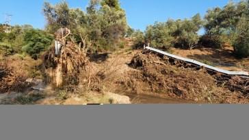 Τεράστια η κασταστροφή του δικτύου ύδρευσης στον Δήμο Διρφύων Μεσσαπίων
