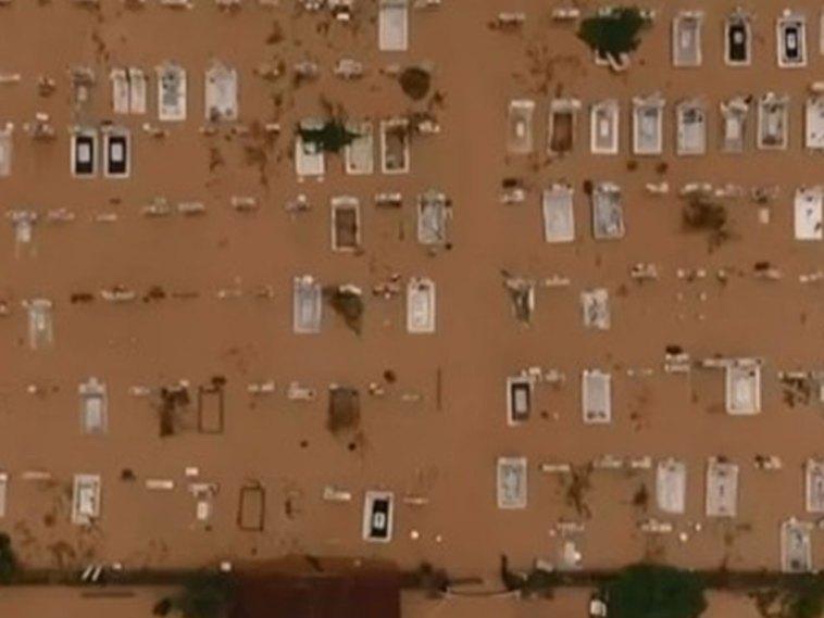 Σοροί κοιμητήριο χωριού Φυλακτή