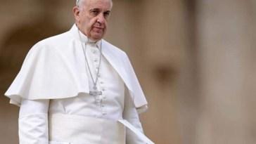 Πάπας Φραγκίσκος Εμβόλιο