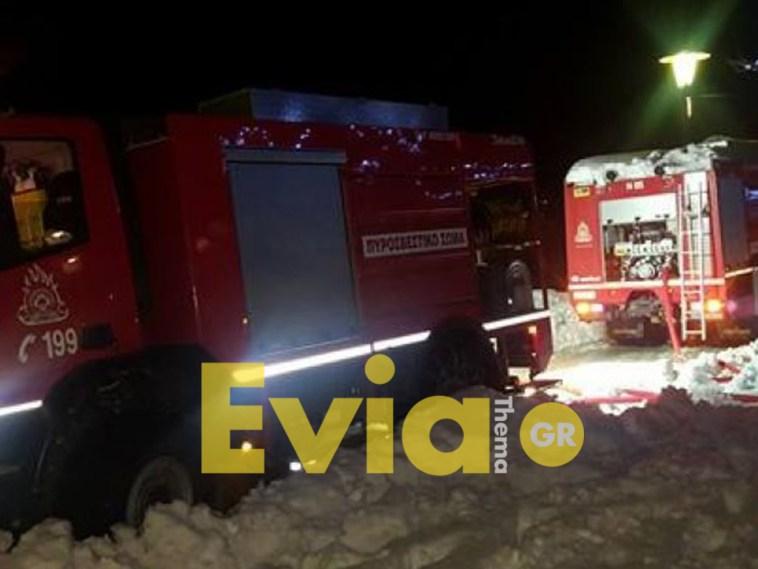 """Εύβοια: Ζευγάρι χάθηκε στην περιοχή """"Άγιος"""""""