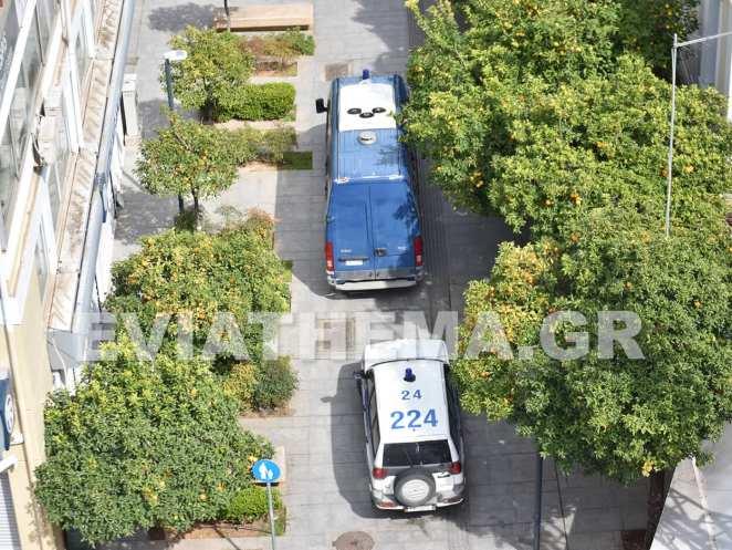 ΑΠΟΚΛΕΙΣΤΙΚΟ - Χαλκίδα: Στον ανακριτή τα 19 από τα 25 μέλη εγκληματικών ομάδα που συνέλαβε το Τμήμα Ασφάλειας Χαλκίδας