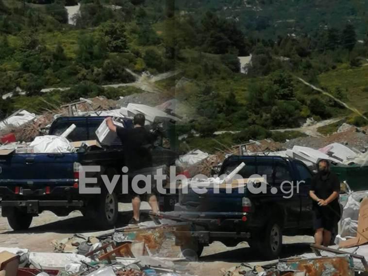 Πρωτοφανές: Συγγενής μέλους της αντιπολίτευσης του δήμου Κύμης Αλιβερίου