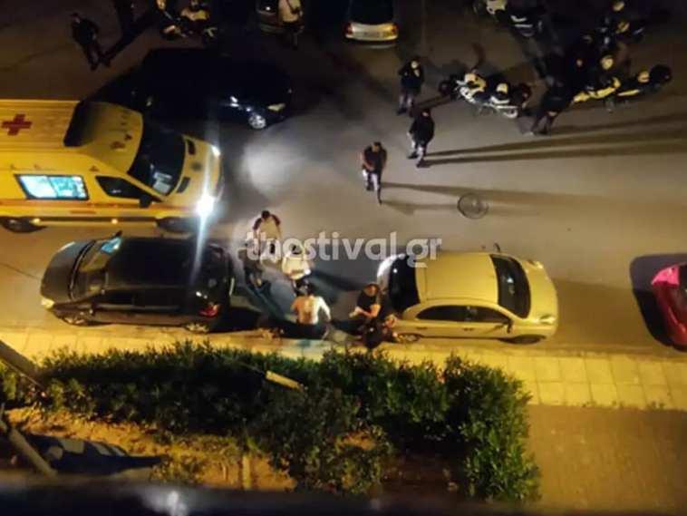 Θεσσαλονίκη: Έκαψαν 19χρονο με πυρσό