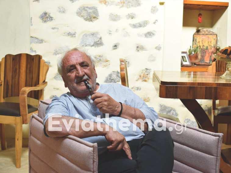 Συνέντευξη με τον Κωσταντίνο Αγουρίδα