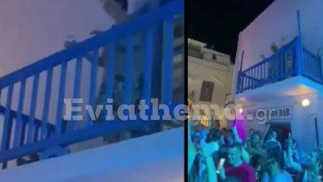 Γιαγιά γίνεται Viral χορεύοντας σε πάρτυ στην Μύκονο