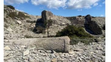 αιολικό πάρκο στον λόφο του Νημποριού