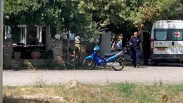 Σοκαριστική δολοφονία στην Λάρισα