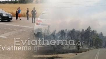 Βόρεια Εύβοια: Ζευγάρι εκλιπαρούσε αστυνομικούς