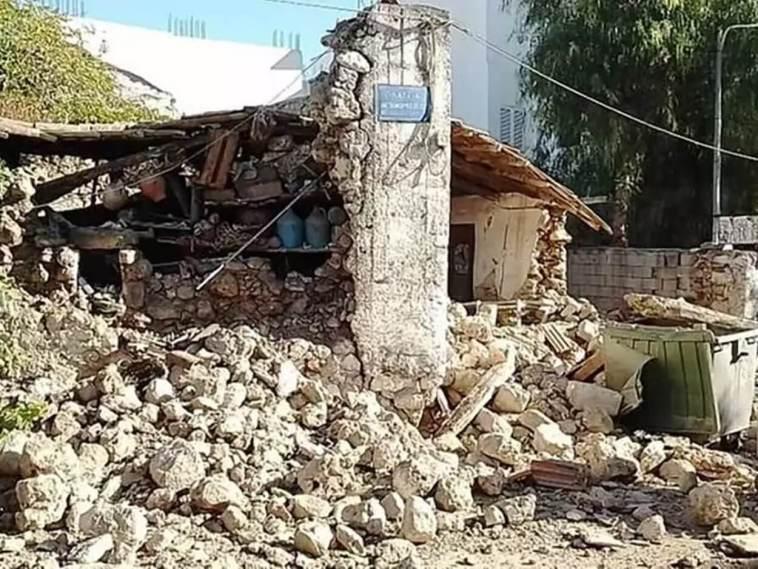 Ισχυρός σεισμός