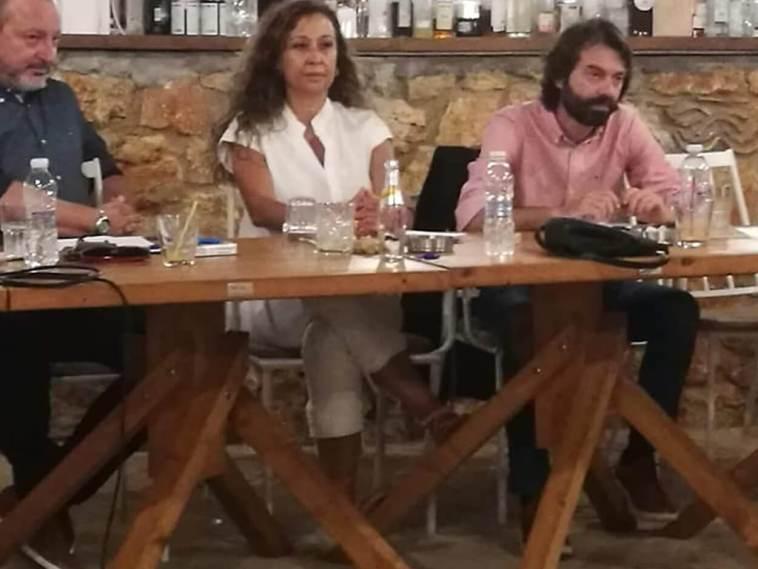 Τζοβάννα Γκόγκου ΠΕΔ Στερεάς Ελλάδας