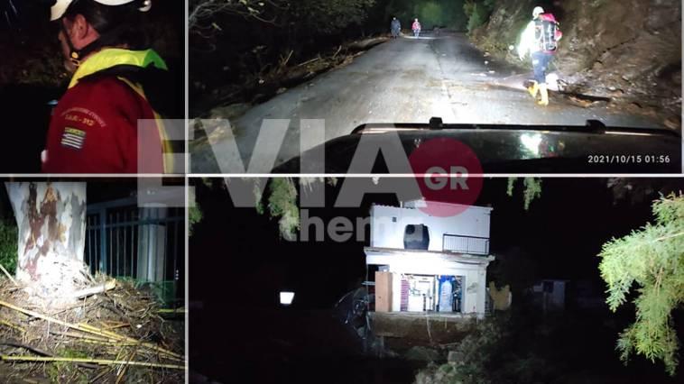 Μεσοχώρια Καρύστου: Διαμελισμένο βρέθηκε το αυτοκίνητο