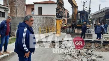 δήμαρχος Διρφύων Μεσσαπίων στην Εύβοια Γιώργος Ψαθάς