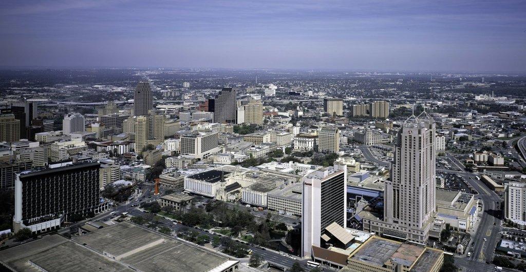 Downtown Courts San Antonio TX