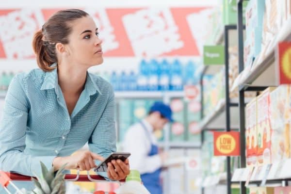 Ibotta app to save money on groceries