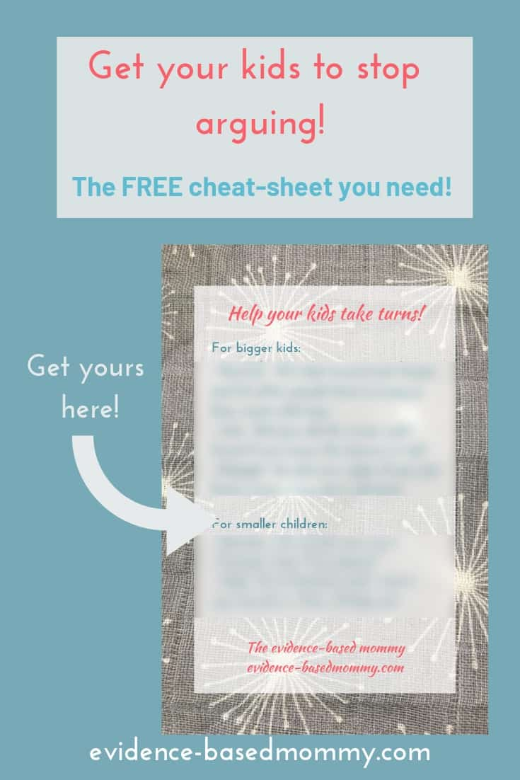 The FREE cheat-sheet you need!
