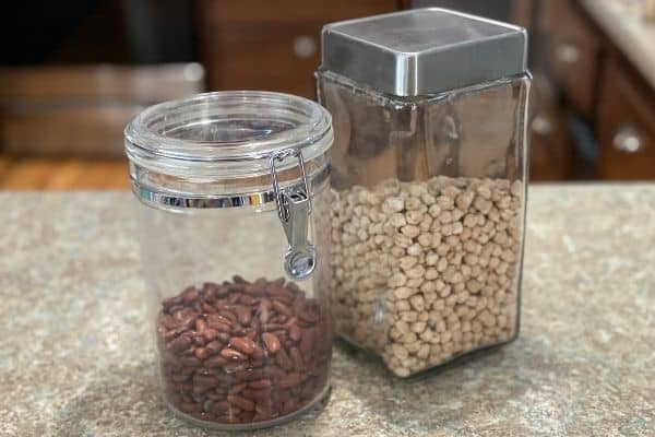 dried beans healthy protein
