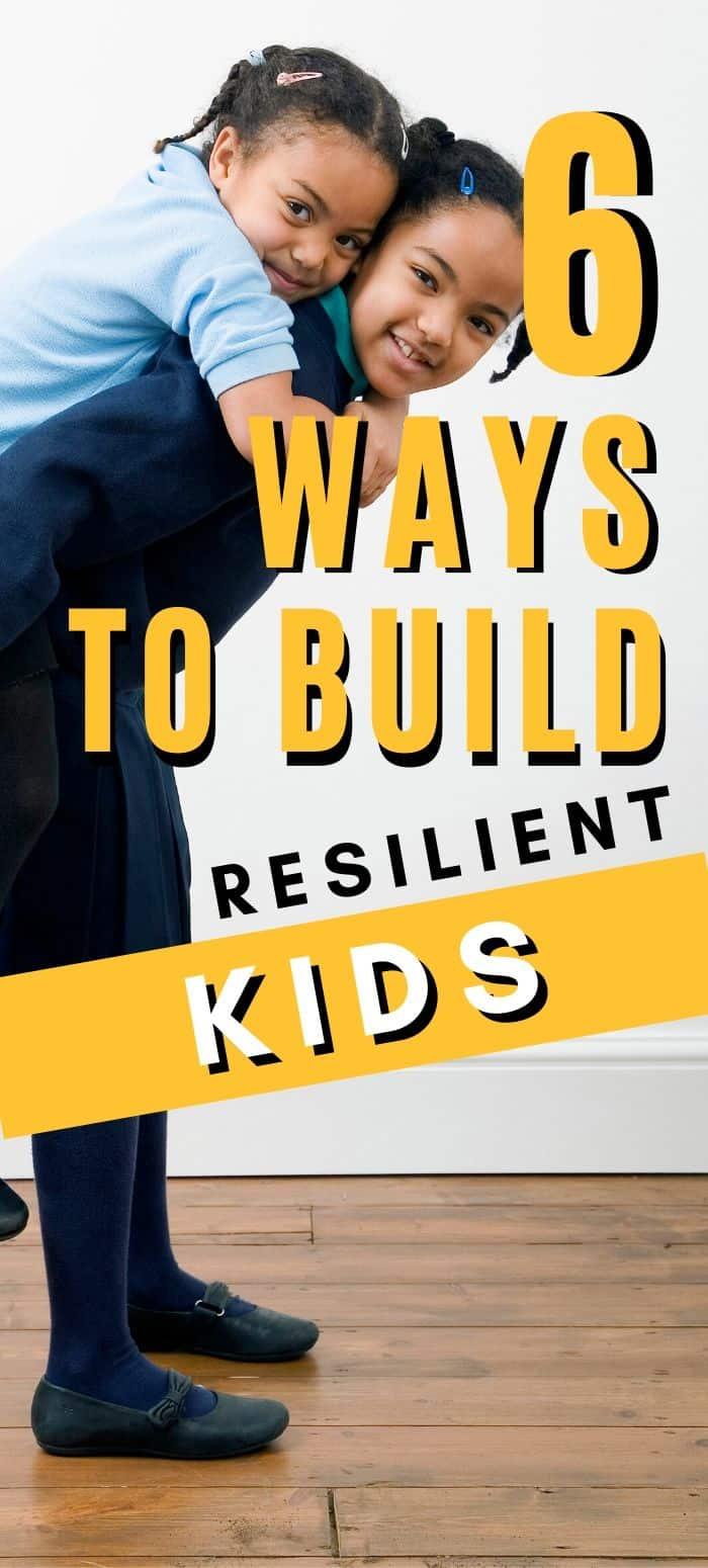 building resilient kids