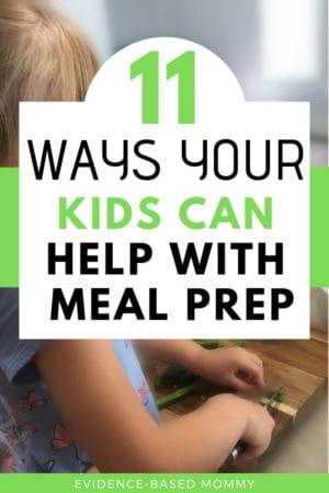 kids meal prep