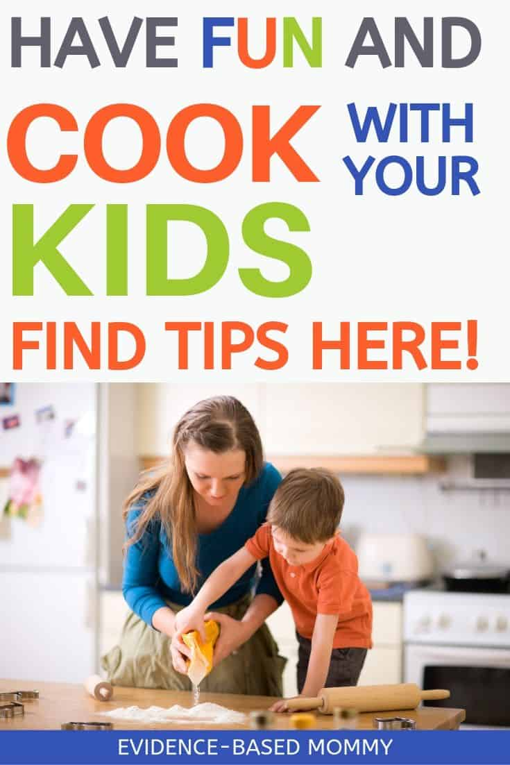 teach kids to cook