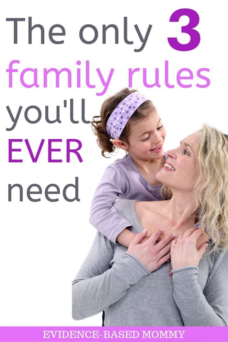 best family rules