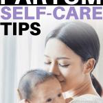 postpartum self care