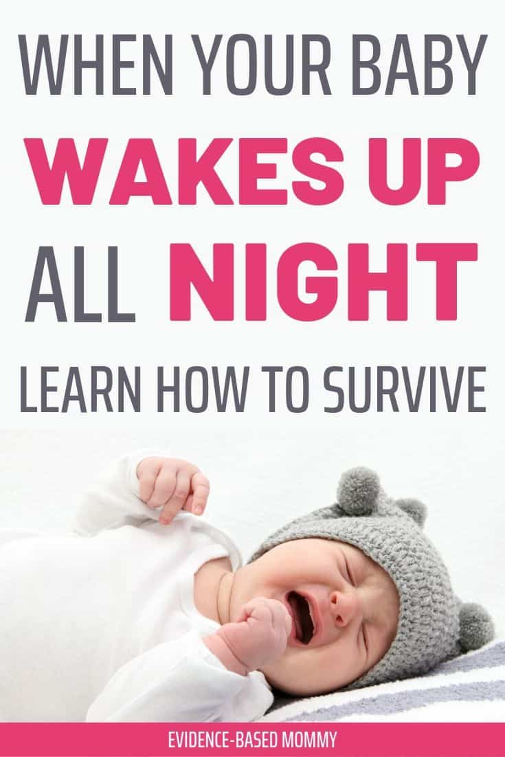 baby waking all night