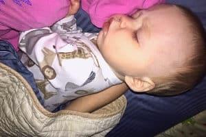 baby co sleeping