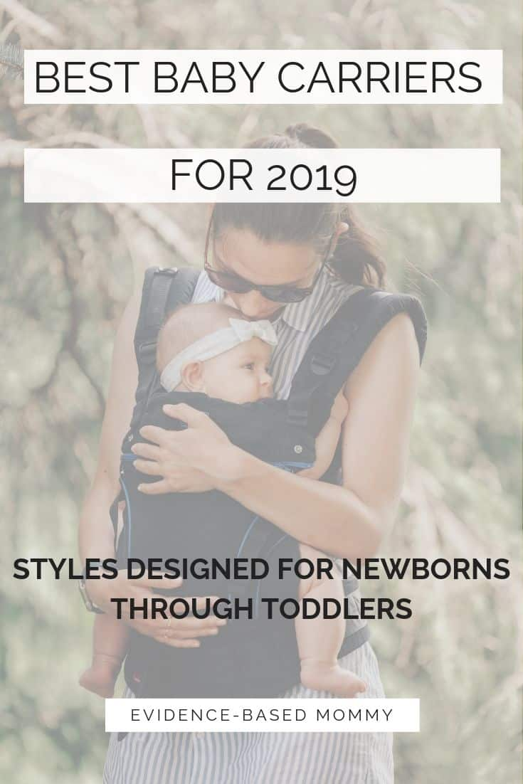 best baby carriers 2019