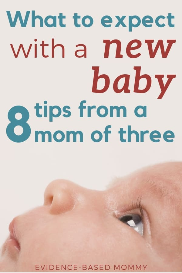 8 new baby tips