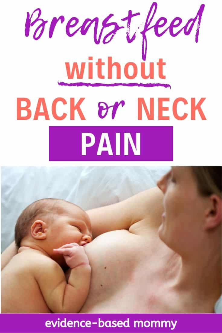 breastfeed without pain