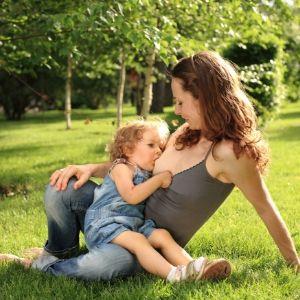 preschooler breastfeeding