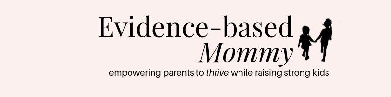 Evidence-based Mommy logo