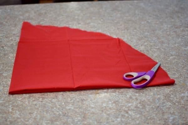 folded-fabric-circle