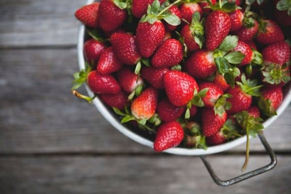 strawberries-with-pesticides