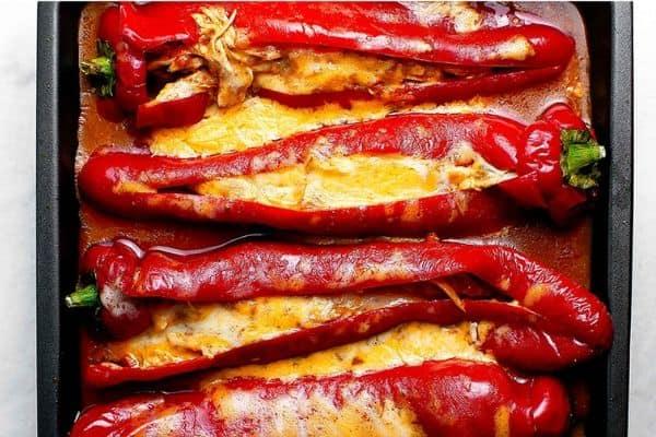 enchilada-stuffed-peppers