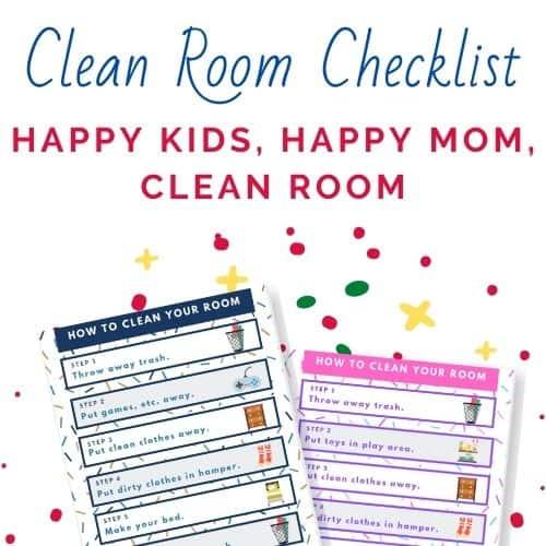 clean room checklist image