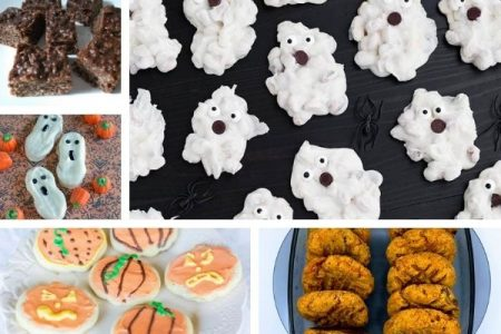 halloween cookie round up