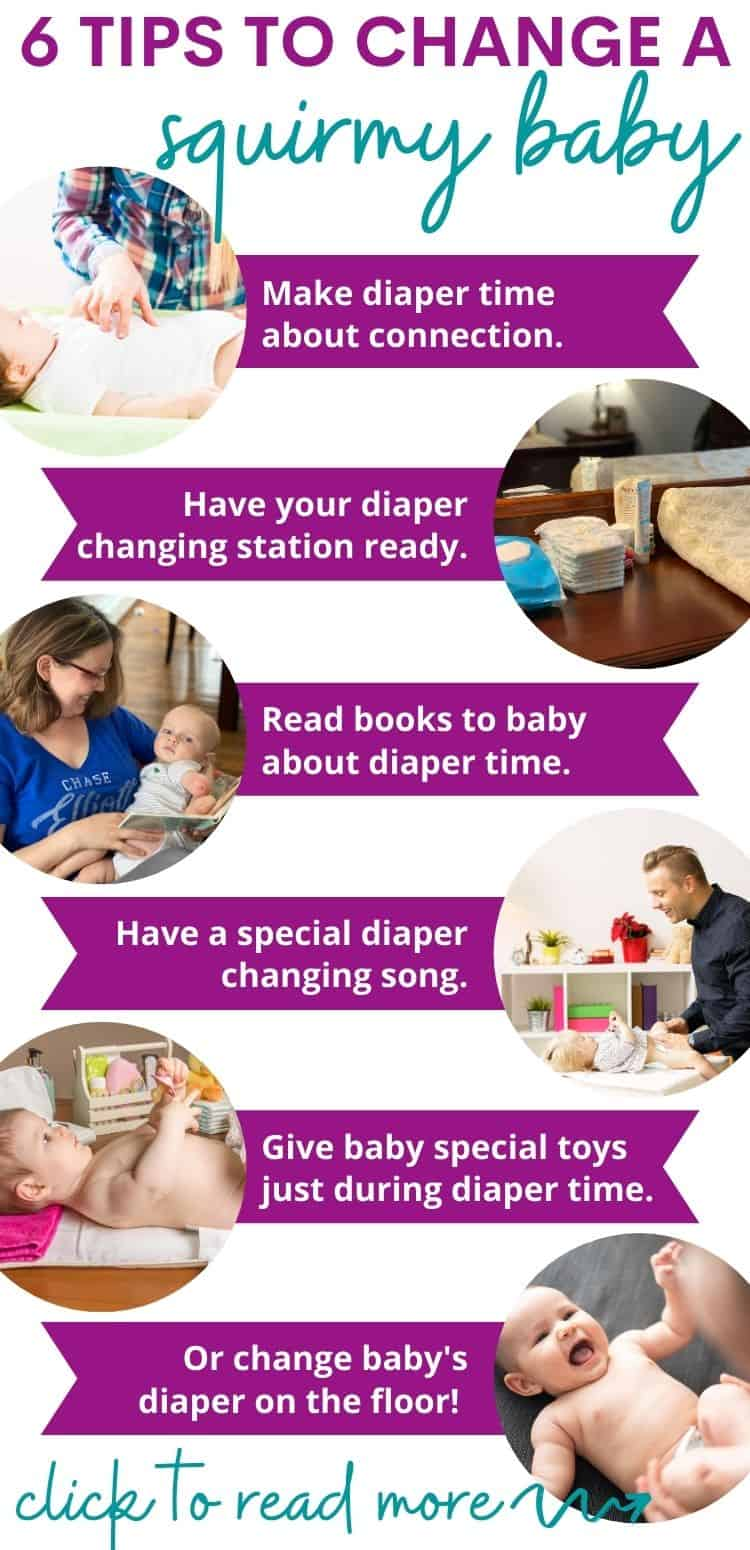 how-to-change-diaper-when-baby-rolls-over