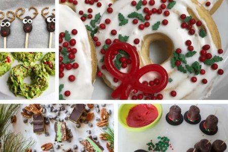 Easy Christmas no-bakes