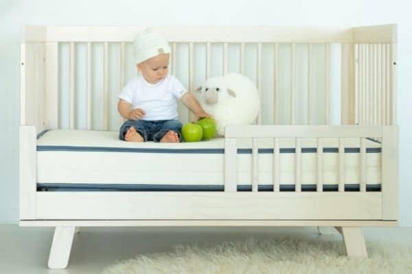 My green mattress organic mattress - Emily mattress