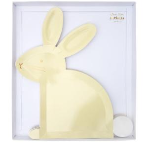Bunny Pastel Plate
