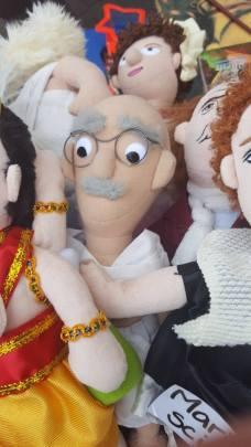 Famous People dolls - Bonn Fest der Kulturen